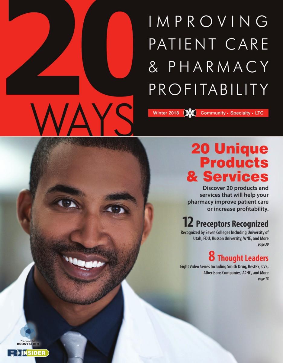 20ways improving patient care pharmacy profitability winter 2018 fandeluxe Images